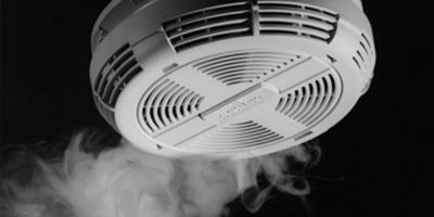 Smoke Detector Adjusted