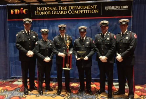 2017 FDIC National Honor Guard Champions