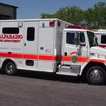 Ambulance - 2000 Freightliner model