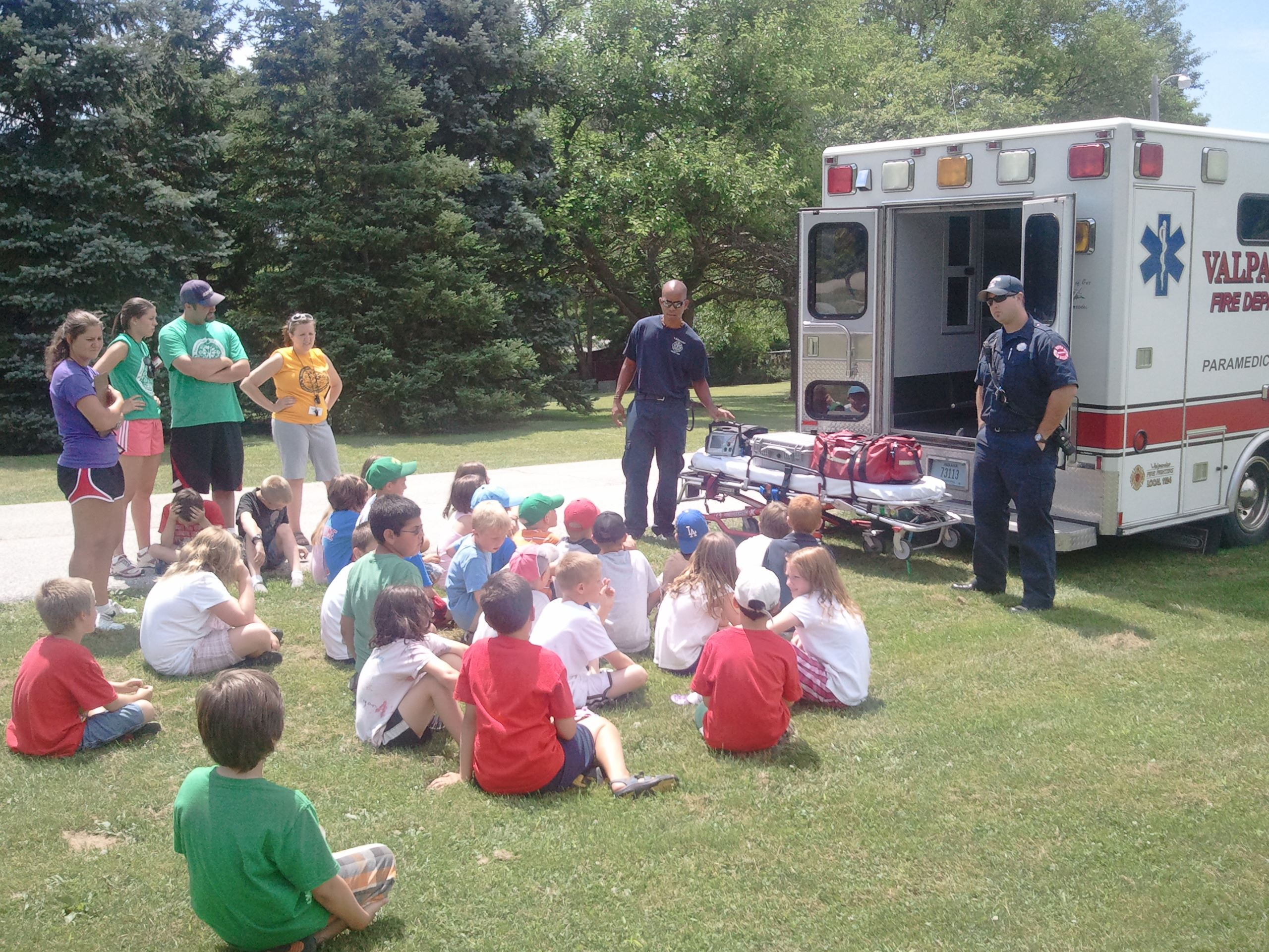 Fire Prevention & Education - Introduction to EMS
