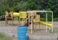 Playground at Westside Park
