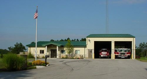 VFD Station 3 - East side - Public Entrance
