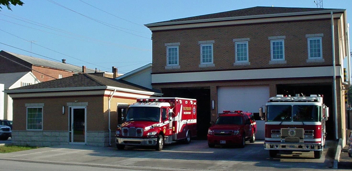 Picture of the front of VFD Station 1